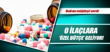 Bedeli karşılanmayan ilaçlara `özel bütçe` geliyor!