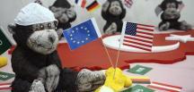 Bülent Harputlu'nun '4 Maymun' sergisi açıldı