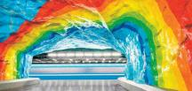 Forsyth'in gözünden en renkli metro istasyonları