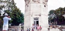 Osmanlı'dan izler taşıyan 2 bin yıllık meteoroloji istasyonu ziyarete açıldı