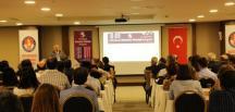 '8. Ulusal Veteriner Patoloji Kongresi' başladı