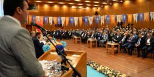 AK Parti Osmangazi Genişletilmiş İlçe Danışma Toplantısı Yapıldı