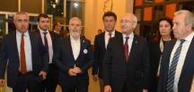 'Dünya Tiyatro Günü' resepsiyonunda Kılıçdaroğlu sürprizi
