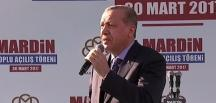 Cumhurbaşkanı Erdoğan: Artık teröriste rahat yoktur