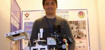 Lise öğrencisi Mars robotu yaptı