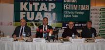 Bursa'da Kitap ve Eğitim fuarları açılıyor