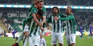 Süper Ligin en hırçın takımı Bursaspor