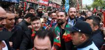 Bursa'da Diriliş Ertuğrul İzdihamı!