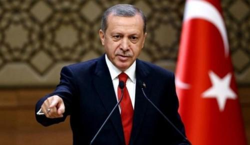 Erdoğan: Önceden Rusya, ABD ve K.Irak'ı bilgilendirdik