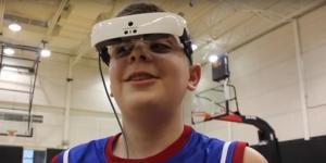 Görme engellilere özel gözlük