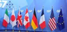G7'de özel Suriye buluşması