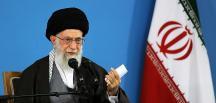 """İran'dan ABD Başkanı Trump'a """"Hamaney"""" mektubu"""
