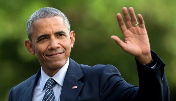 Obama: Yeni görevim genç liderleri teşvik etmek