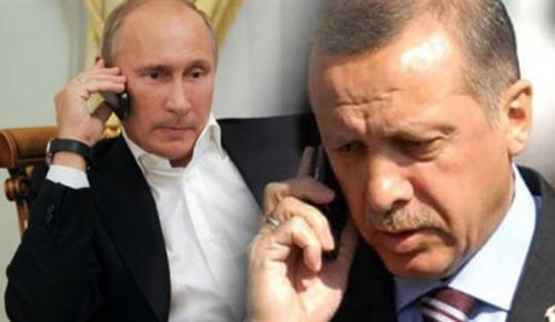 Putin, Cumhurbaşkanı Erdoğan'ı arayıp tebrik etti