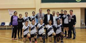 Osmangazi Belediyespor Süper Lige Devam Dedi