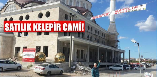 SATILIK KELEPİR CAMİ!