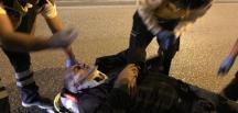 Bursa'da Ana Yolda Geri Giden Taksiye Kamyonet Çarptı: 2 Yaralı