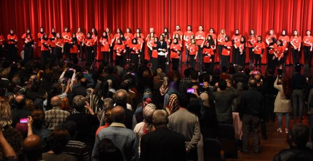 Engelliler Meclisi'nden Muhteşem Konser