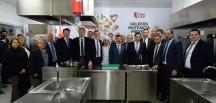 BTSO Mutfak Akademi Hizmete Açıldı