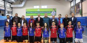 Okul Sporlarında Osmangazi İmzası