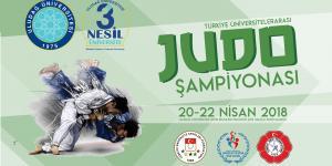 Judo Şampiyonası Uludağ Üniversitesi'nde başlıyor.