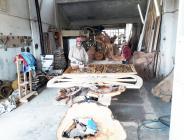 KARACABEY'Lİ SAFFET USTANIN YAPTIKLARI TAKDİR TOPLUYOR