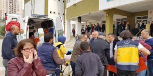 BURSA'DA POLİS MEMURU VELİ OKULDA DEHŞET SAÇTI