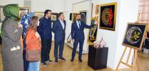 Türk-İslam sanatları Tiflis'te