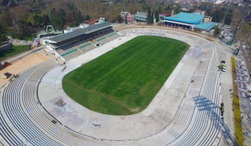 Bursa Atatürk Stadı Millet Bahçesi Olacak