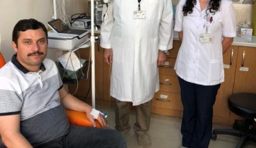 Uludağ Üniversitesi Bir İlke İmza Attı. O Hastalığı Tedavi Etti.