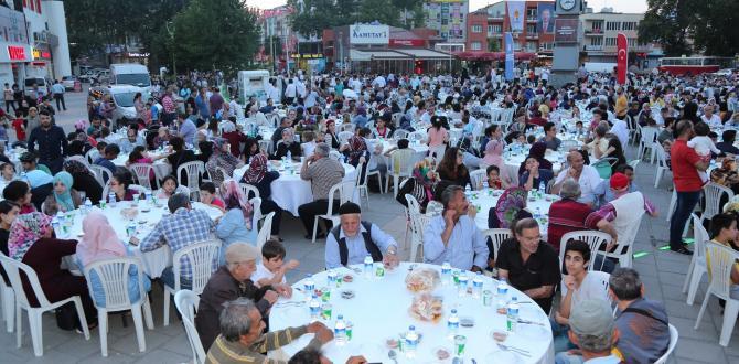 Kestel'de Ramazan Coşkusu