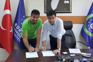 Büyükşehir Belediyespor'da İki Transfer Birden