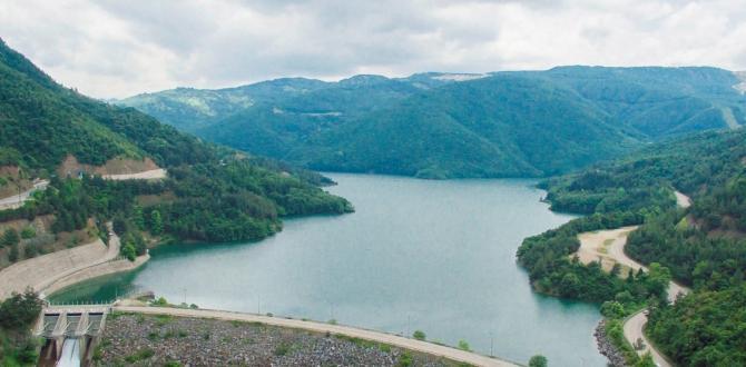 Bursa'da Barajlardaki Doluluk Sevindirdi