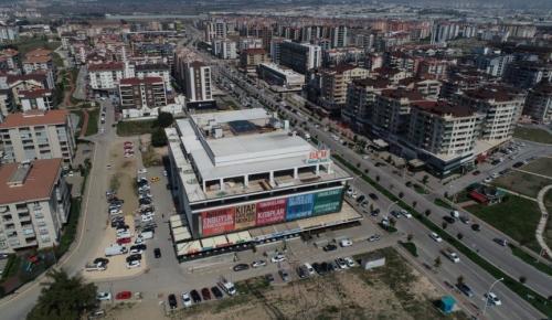 Avrupa'nın en Büyüğü Bursa'da açıldı