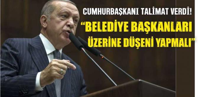"""Cumhurbaşkanı Erdoğan, """"Yasa Hala Neyi Bekliyor?"""""""